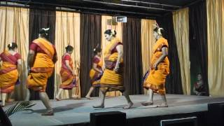 Rangabati  dance by ladies NABARD Hyderabad