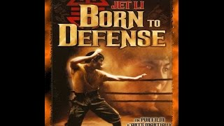 Jet Li - Born to Defend 1986 مترجـم