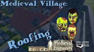 Medieval Engineers - Village part 7