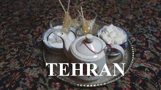 Iran/Tehran (teahouse) chaykhaneh (Sofreh Khane Ayyaran) Part 9
