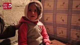 فحاشی به پیرزنی که در عوارضی تهران گدایی می کند/داستان غم انگیز کیانا در بیابان های سرد اطراف تهران
