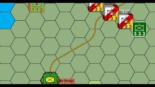 Battle of Quifangondo - Angola, Africa, 1975
