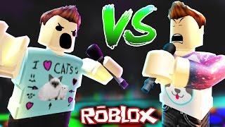 DENIS vs ALEX - ROBLOX RAP BATTLE