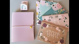 Unboxing Planner 2019 A.Craft