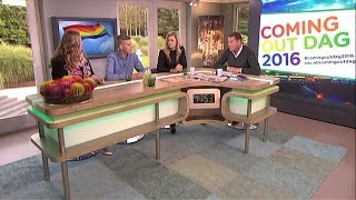 Coming Out Dag 2016 - RTL LIVE