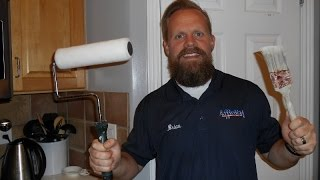 How To Paint Walls Like a Pro REAL DIY TIPS & TRICKS
