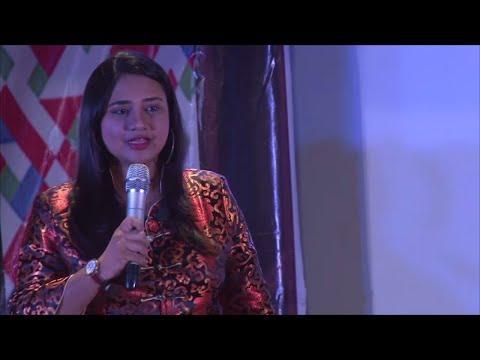 change the way you think' Dr Kruti Parekh TEDxSIUVimanNagar