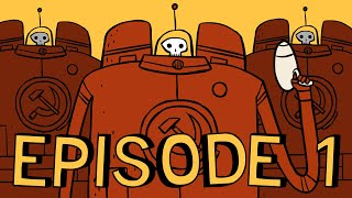 Super Science Friends Episode 1: The Phantom Premise | Animation | Full Episode