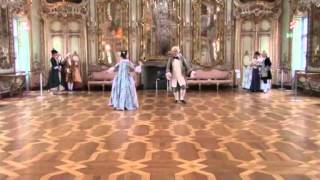 Baroque Dance - Sarabande à deux
