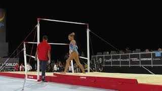 Ashton Locklear - Uneven Bars - 2017 World Championships - Event Finals Day 1