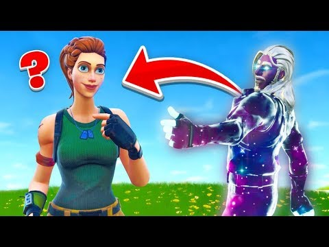 So I played Fortnite with my Stream Sniper