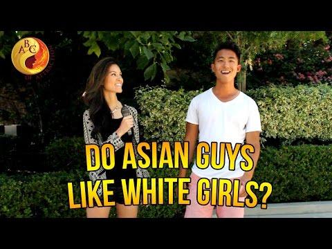 Do Good Looking Asian Men Even Want to Date White Women? (AMWF) 亚裔帅哥想与白人女生约会吗?한국 남자 일 미국의 여성 ?