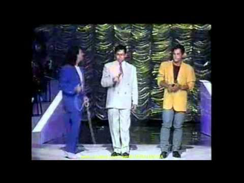 ROBERTO CARLOS & LEANDRO & LEONARDO A DISTANCIA 1993 HD