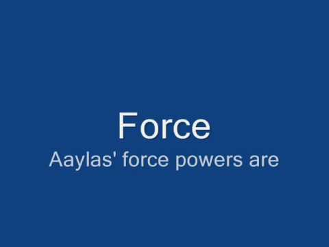 Star Wars Battlefront 2 Aayla Secura character guide