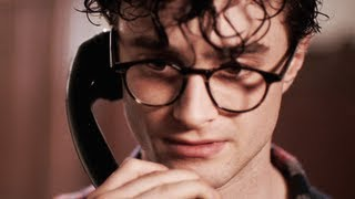 Kill Your Darlings Trailer 2013 Daniel Radcliffe Movie Teaser - Official [HD]