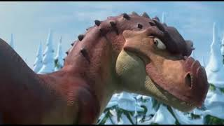 Ice Age 3: Dawn of the Dinosaurs - Momma Dino but with Jurassic Park T-Rex Sounds