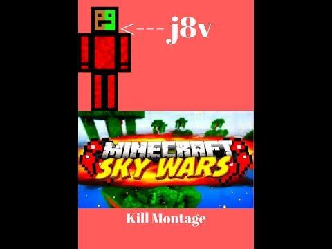 j8v Hypixel Skywars Montage