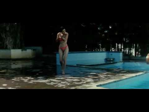 Sexy Licky Swimsuit Scene Of B grade actress