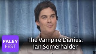 The Vampire Diaries - Ian Somerhalder's Audition