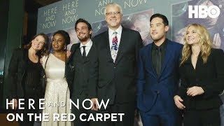 Tim Robbins, Holly Hunter & More on The Red Carpet | Here And Now | HBO