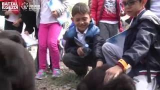 Ataşehirli Miniklerden Barınağımıza Ziyaret | Ataşehir Belediyesi