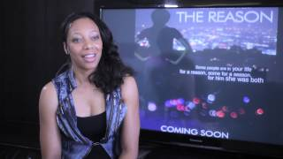 Director Meiko Taylor  The Reason Movie Interview
