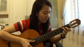 Westlife - My Love Fingerstyle Guitar (Revised)
