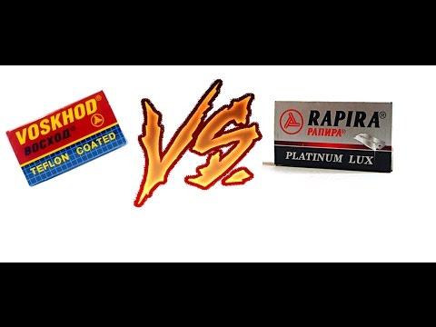 Voskhod VS  Rapira Platinum Lux