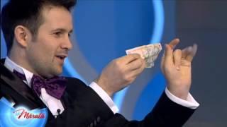 Robert Tudor, un magician cu talent