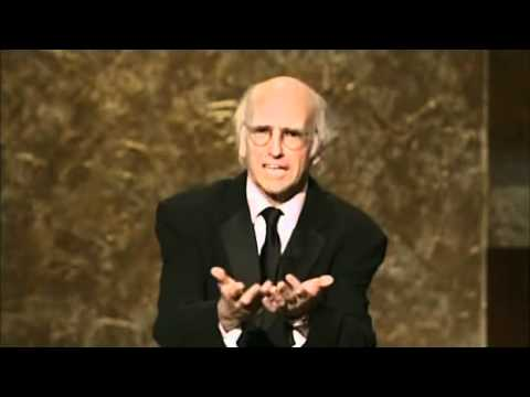 Larry David s Steve Martin Tribute Speech