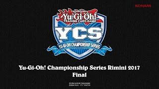 YCS Rimini 2017: Final