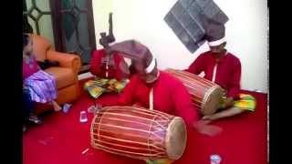 PAGANDRANG; Musik Tradisional Makassar - Sulawesi Selatan.