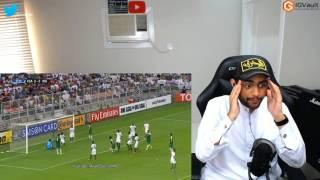 ردة فعلي على مباراة ( السعودية ضد العراق ) تصفيات كأس العالم 28/3 - مباراة مجنوووونة !!!
