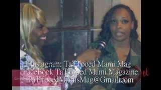 Renisha Marie interviews Tattooed Mami Magazine's Koi
