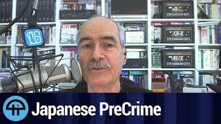 Japanese Department of PreCrime