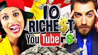 10 highestpaid youtubers