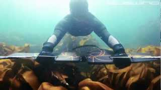 Underwater flying - SUBWING