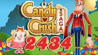 Candy Crush Saga Level 2434 - No Boosters