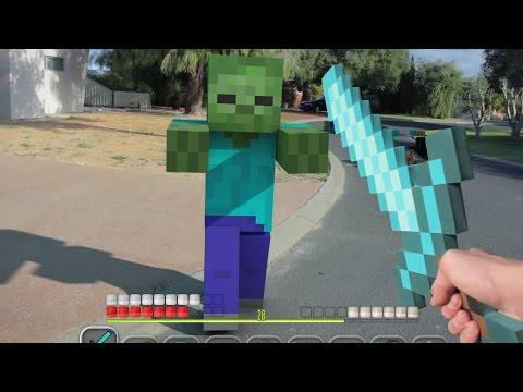 Top 7 Minecraft Animations Minecraft Real Life Compilation
