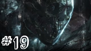 Resident Evil 6 Gameplay Walkthrough Part 19 - HAOS - Chris / Piers Campaign Chapter 5 (RE6)