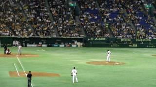 内海17勝2冠! 対 阪神 最終戦 2011年10月12日(水)