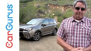 2017 Subaru Forester | CarGurus Test Drive Review
