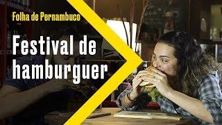 [Sabores] Hamburguer de todos os tipos; conheça o festival Burguercult