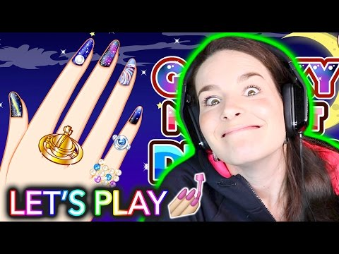 NAIL PAINTING VIDEO GAME Let s play together