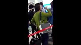 150323 SMROOKIES at TaoYuan Airport