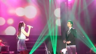 Sarah Geronimo w/ Christian Bautista - 24/SG Cebu Hanggang sa Dulo ng Walang Hanggan 1.11.13