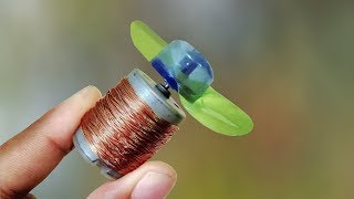 How to make a free energy self-running generator at home