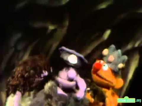 Classic Sesame Street Caveman Days Paper
