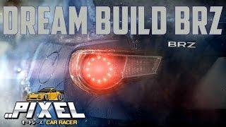 SUBARU BRZ DREAM BUILD - PIXEL CAR RACER