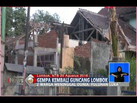 Xxx Mp4 Gempa Lombok 7 0 SR Akibatkan Ratusan Rumah Rusak 2 Orang Tewas BIS 20 08 3gp Sex